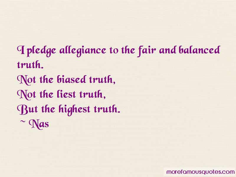 Fair And Balanced Quotes Pictures 2