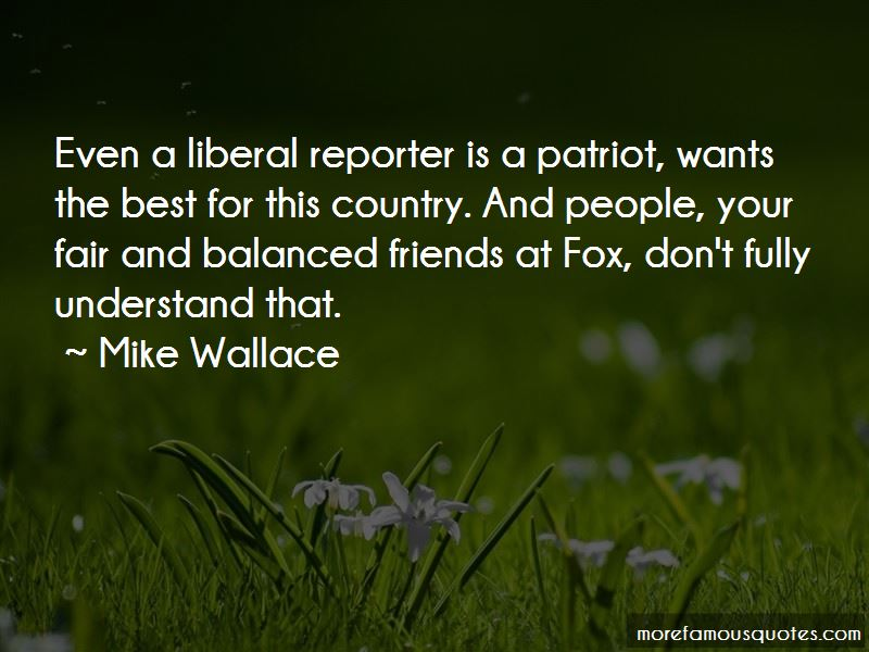 Fair And Balanced Quotes Pictures 3