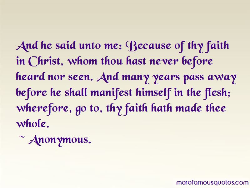 Faith In Christ Quotes Pictures 4