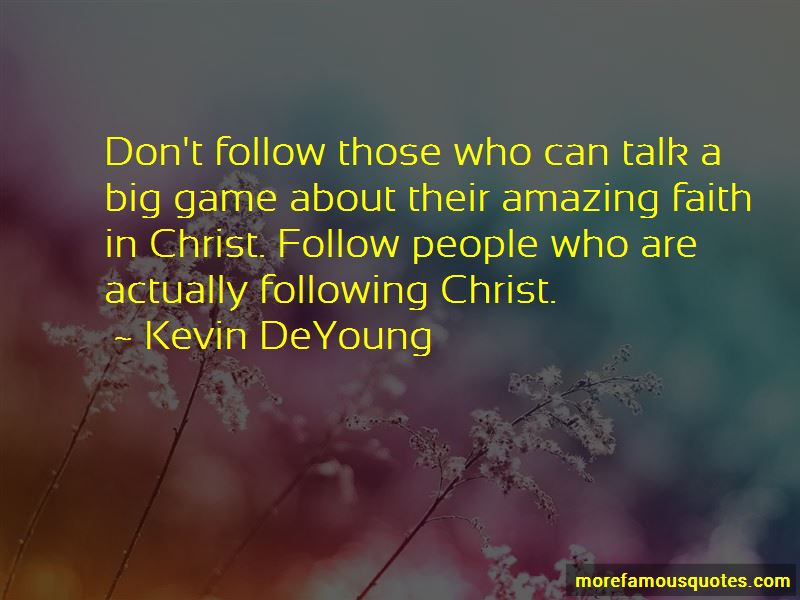Faith In Christ Quotes