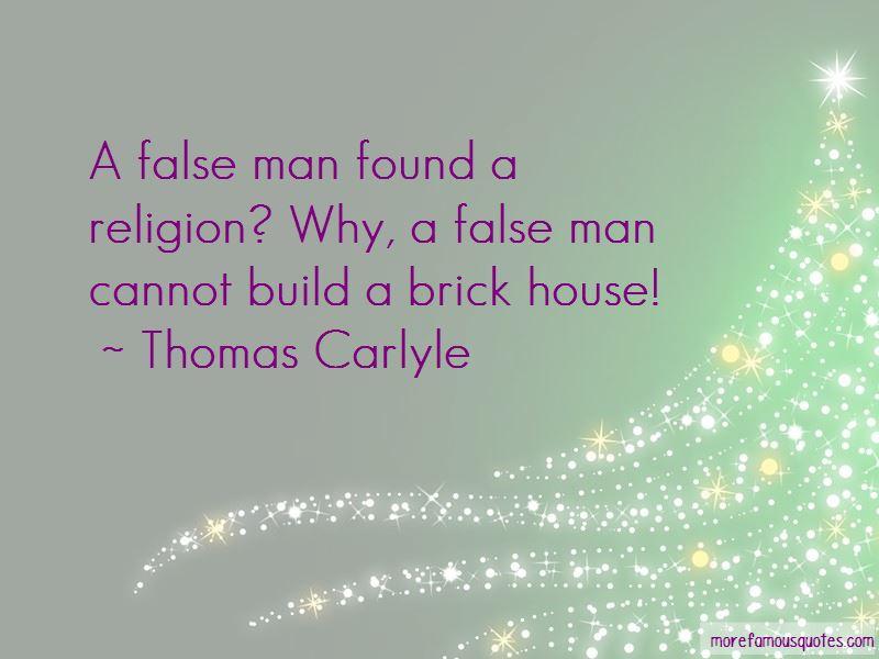False Man Quotes