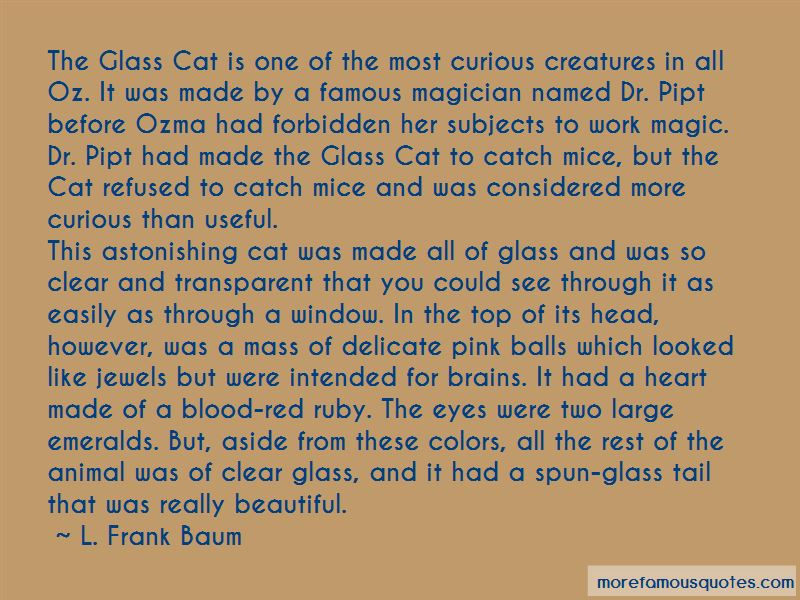 Famous Top Cat Quotes