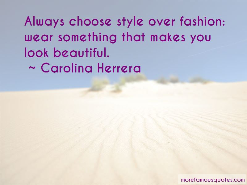Fashion Wear Quotes