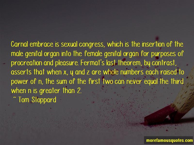 Fermat's Last Theorem Quotes Pictures 4