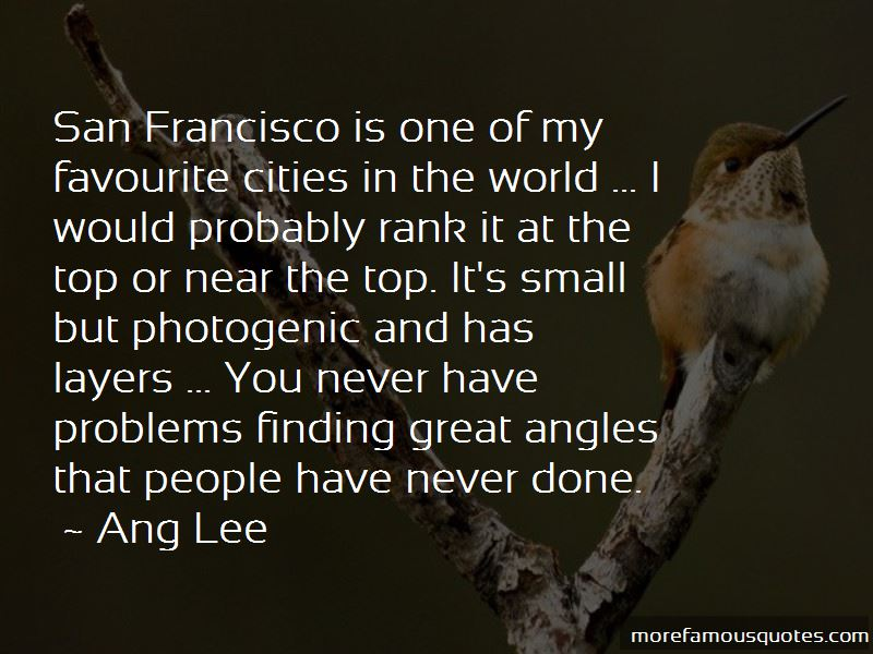Francisco Quotes Pictures 3