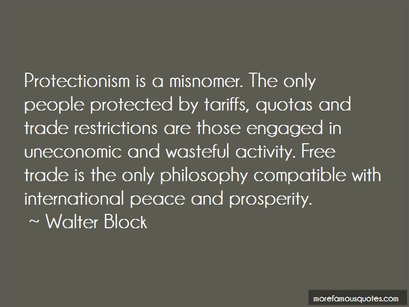 a description of free trade as no restrictions on trade Trade policy agenda trade, growth and world affairs 15 • public and free • database on trade in goods • tariffs, trade agreements, statistics.