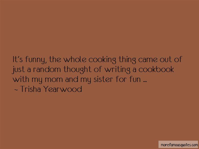 Fun Cookbook Quotes
