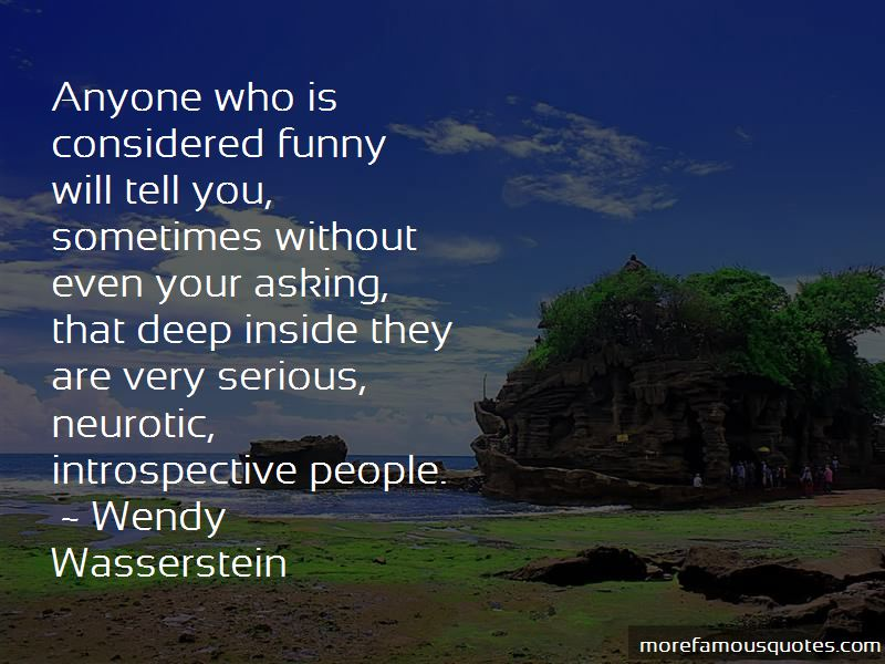 Funny Introspective Quotes