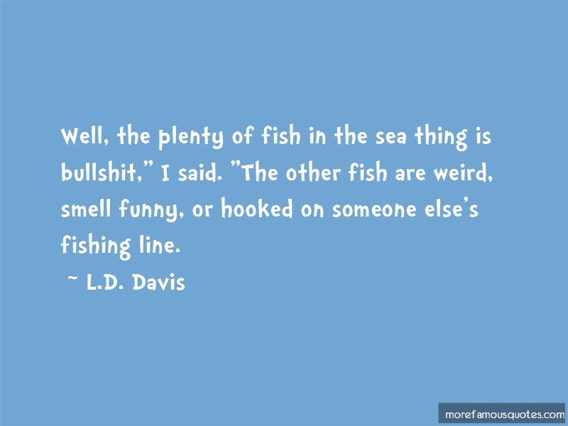 Funny Plenty Of Fish Quotes Top 2 Quotes About Funny Plenty