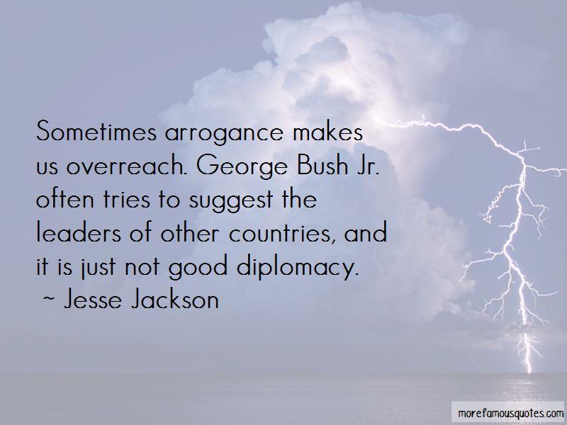 George Bush Jr Quotes