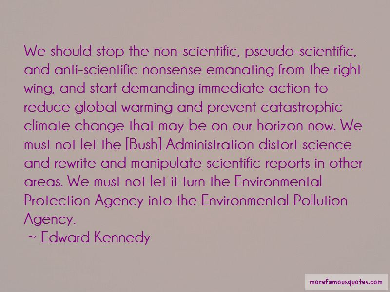 Global Environmental Protection Quotes