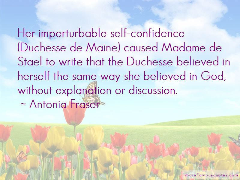 God Self Confidence Quotes Pictures 2
