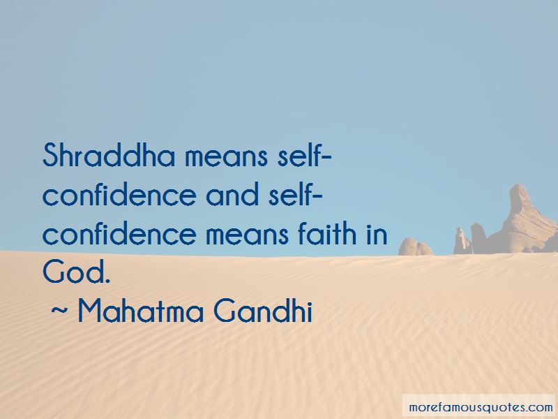 God Self Confidence Quotes Pictures 3