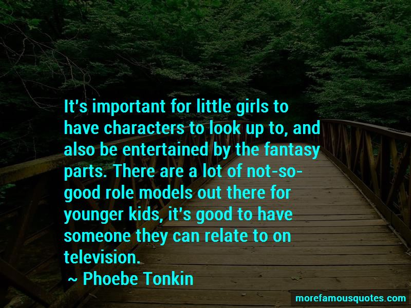 Good Role Models Quotes
