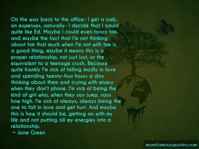 Good Teenage Crush Quotes