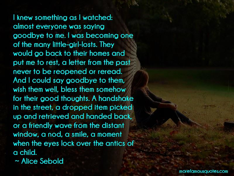 Goodbye Letter Quotes