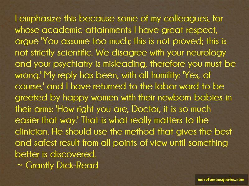 Great Psychiatry Quotes