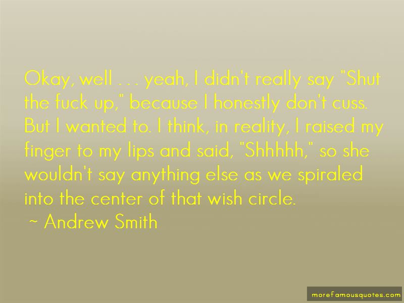 He Say She Say Quotes: top 44 quotes about He Say She Say ...