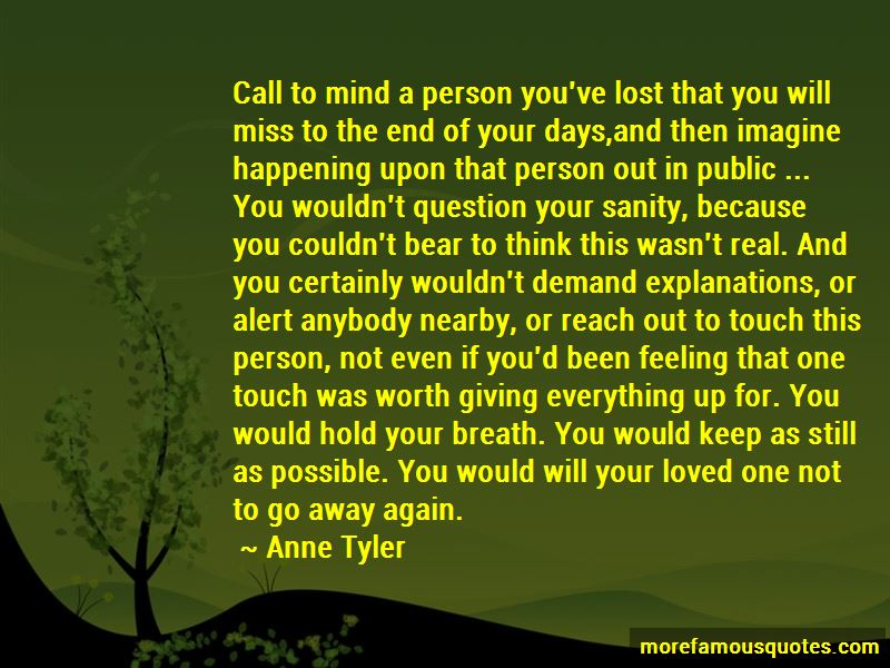 He Will Miss Me Quotes Pictures 3