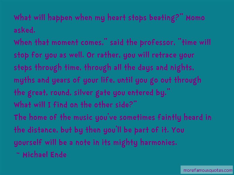 Heart Stops Quotes Pictures 3
