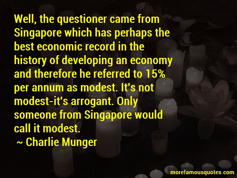 History Of Singapore Quotes Pictures 2