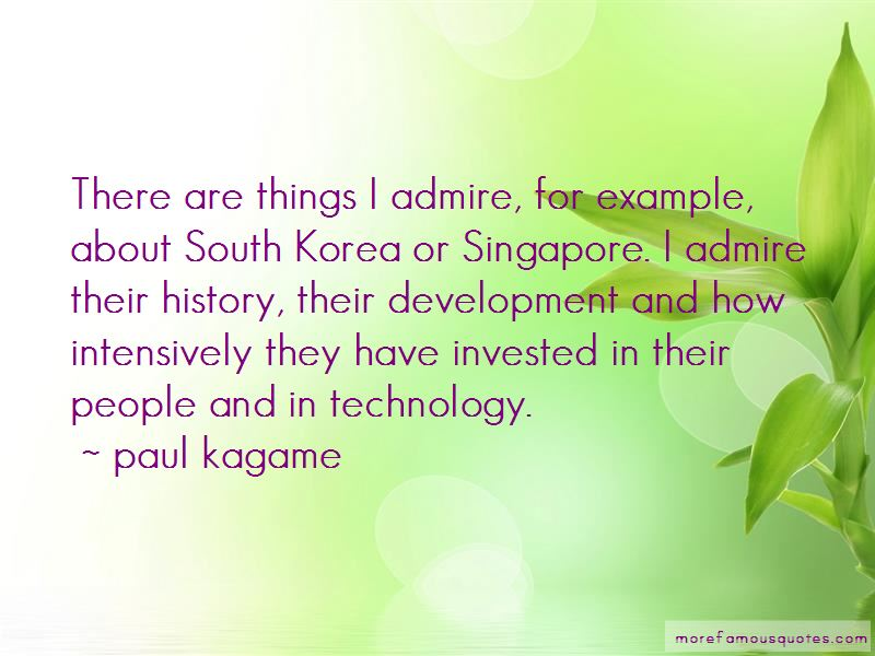 History Of Singapore Quotes
