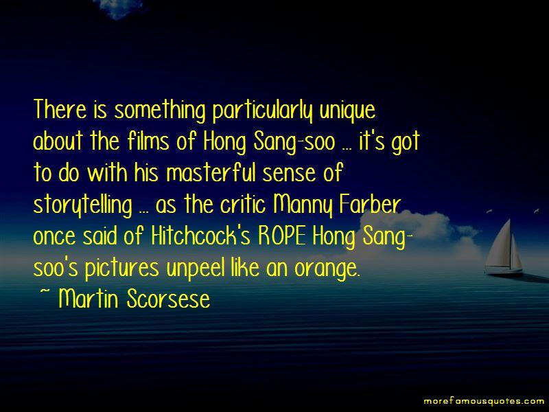 Hong Sang Soo Quotes