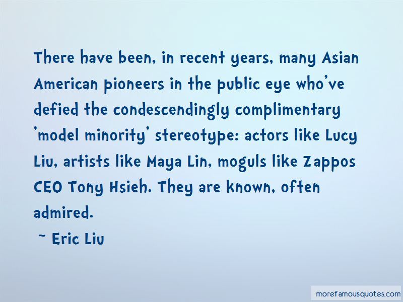 Hsieh Quotes