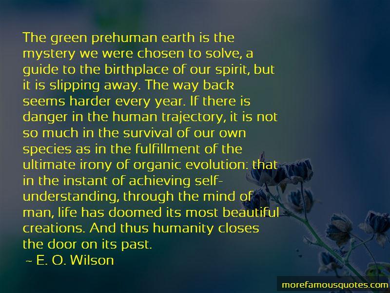 Human But No Humanity Quotes