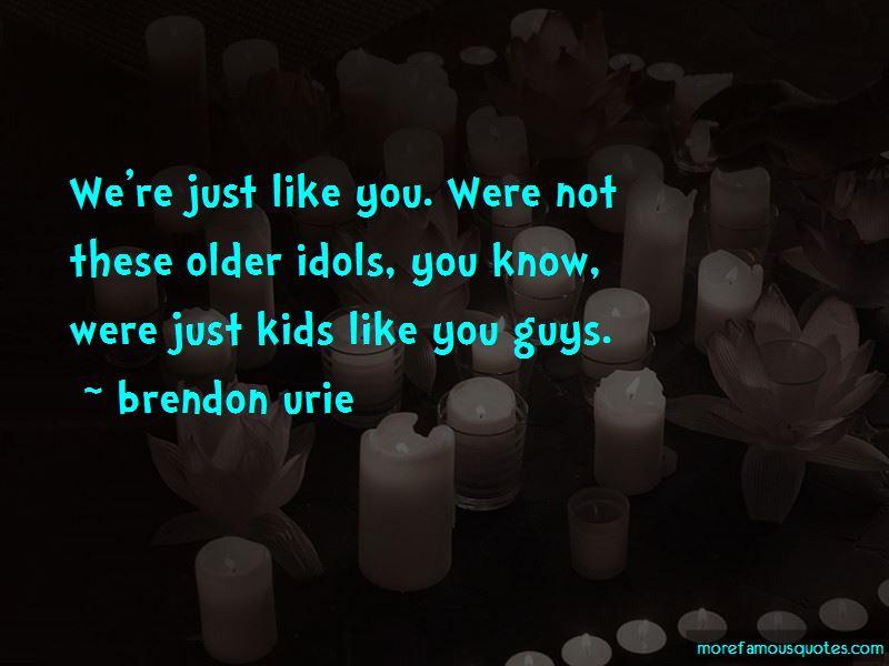 I Like Older Guys Quotes