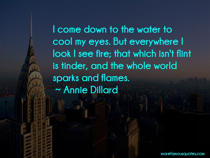 I See Fire Quotes