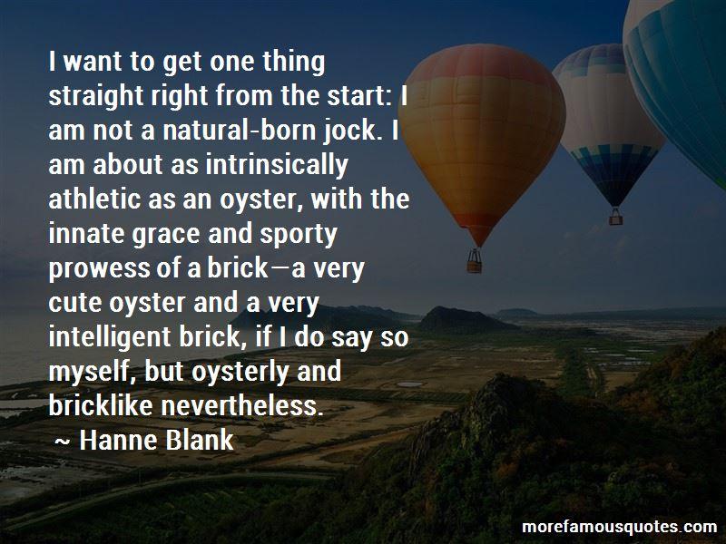I Was Born Intelligent Quotes