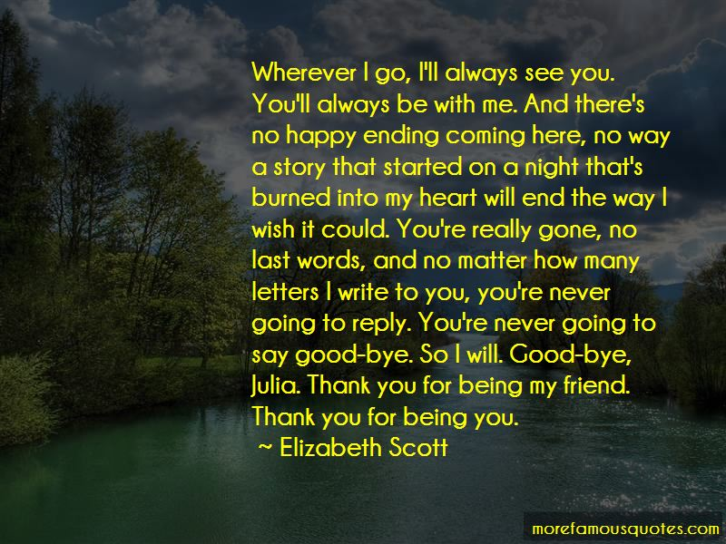 I Will Always Be Here For You Friend Quotes Pictures 3