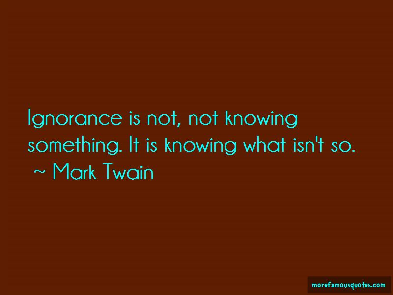Ignorance Is Quotes Pictures 2