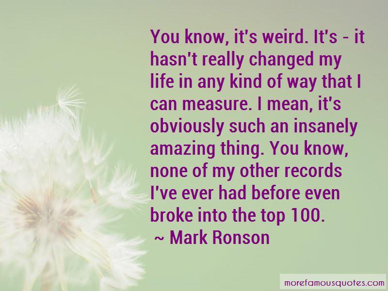 Insanely Amazing Quotes