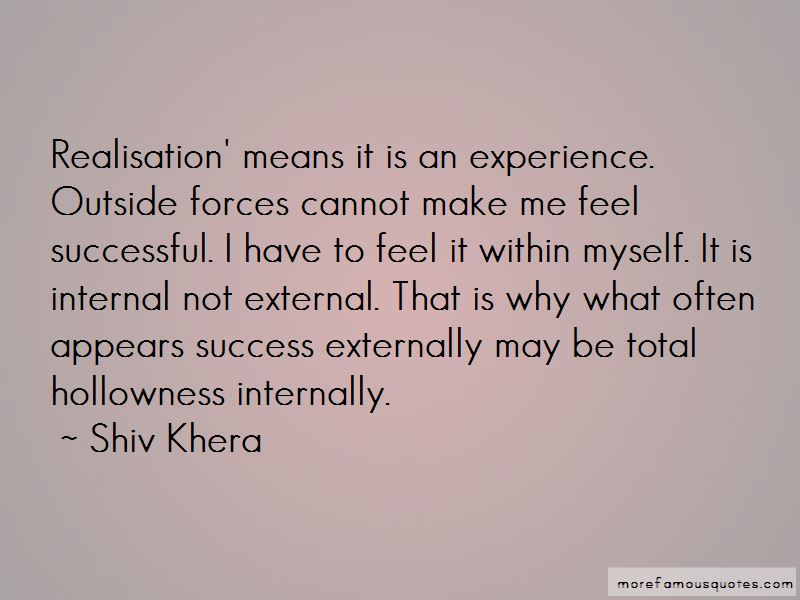 Internal Vs External Quotes