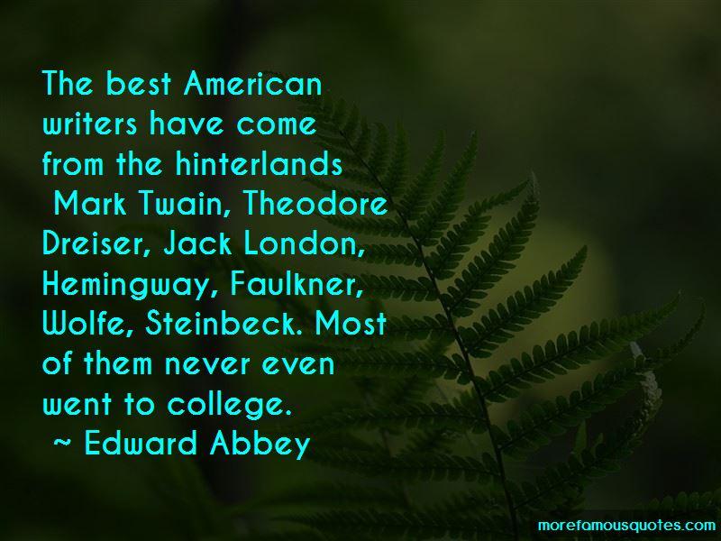 Jack London Best Quotes