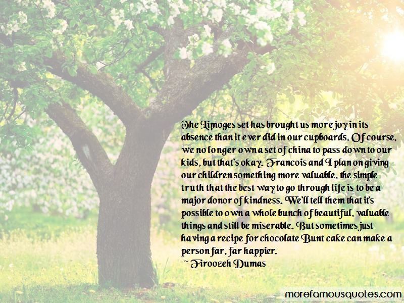 Joy In The Simple Things Quotes