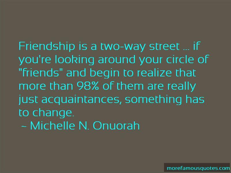 Just Acquaintances Quotes Pictures 2