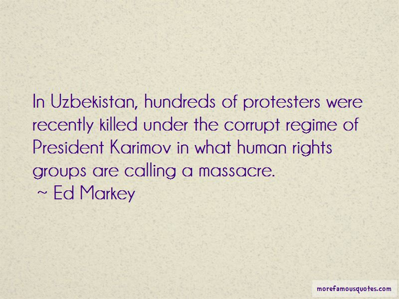 Karimov Quotes