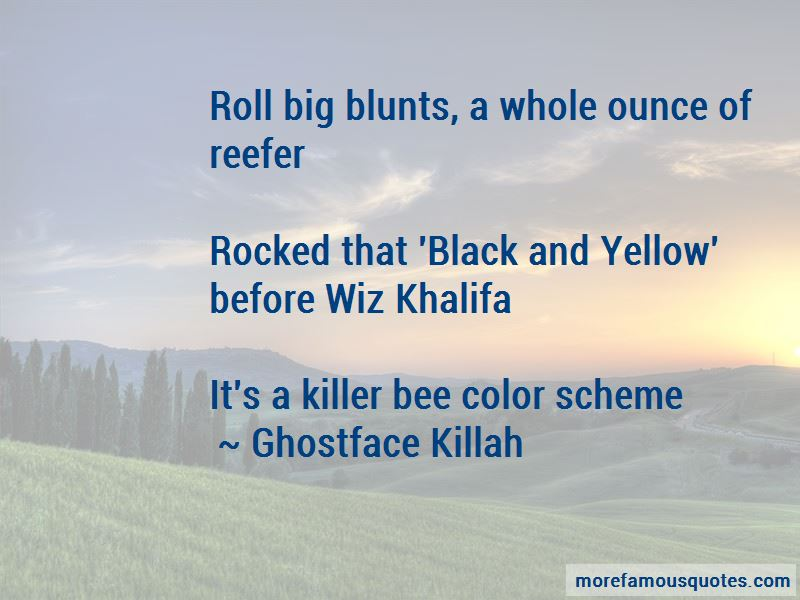Killer Bee Quotes