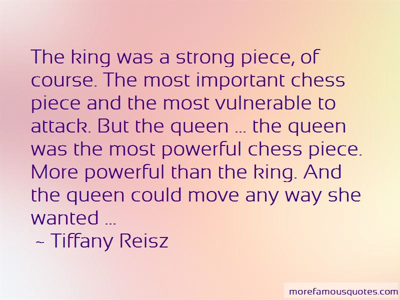 King And Queen Chess Quotes