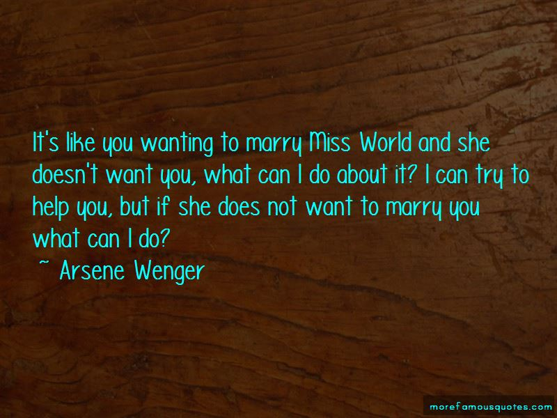 L Want To Marry You Quotes: top 41 quotes about L Want To ...