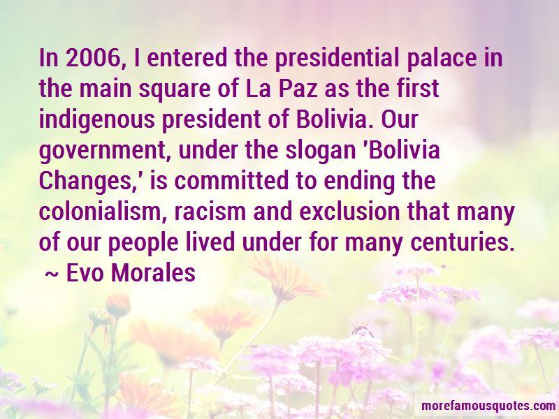 La Paz Quotes