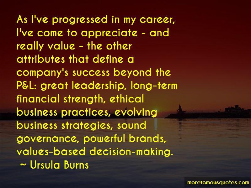 Leadership Attributes Quotes