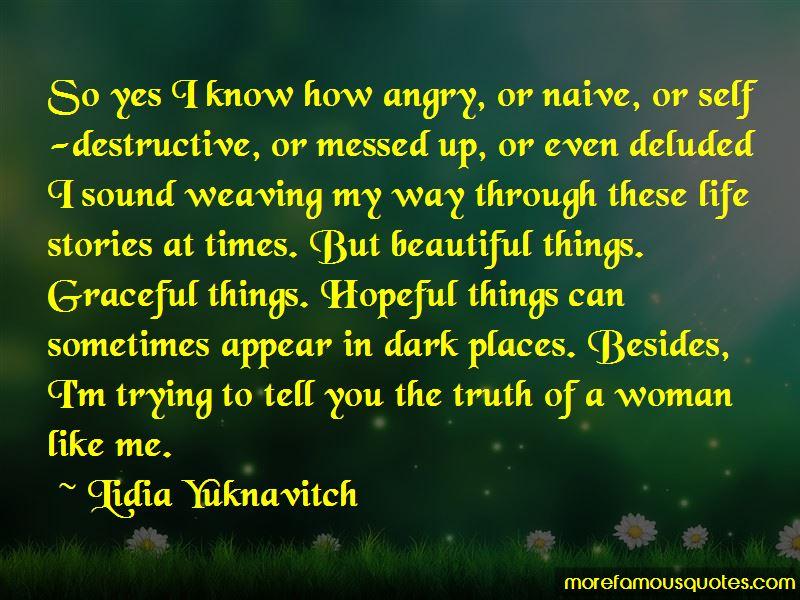 Life Destructive Quotes Pictures 3