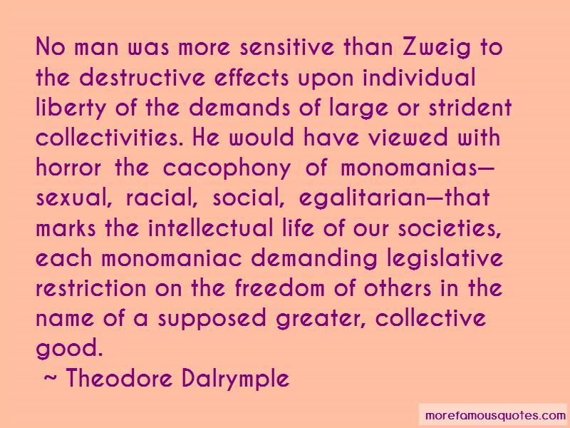 Life Destructive Quotes