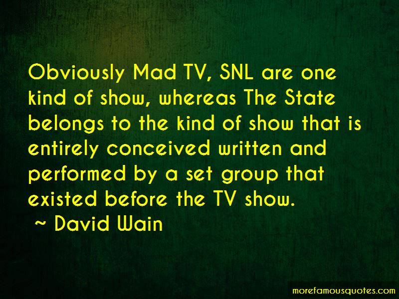 Mad Tv Quotes
