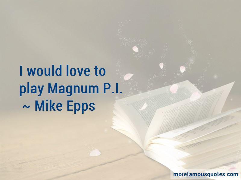 Magnum P.i. Quotes
