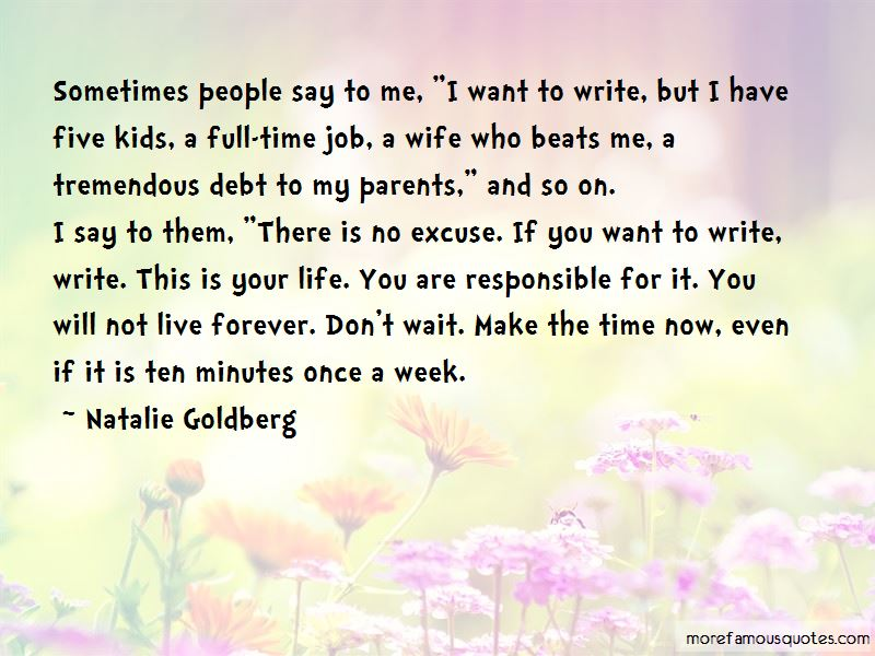 Make Time For Your Wife Quotes